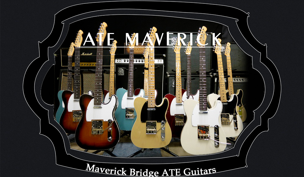 Marverick guitar